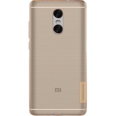 Чехол Nillkin Nature TPU для Xiaomi Redmi Pro (коричневый)