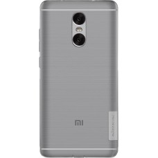 Чехол Nillkin Nature TPU для Xiaomi Redmi Pro (серый)