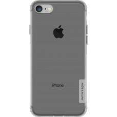 Чехол Nillkin Nature TPU для iPhone 7/8 (серый)