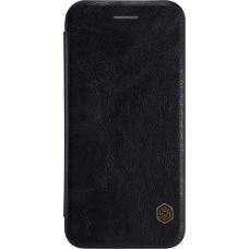Чехол Nillkin Qin для iPhone 7/8 (черный)
