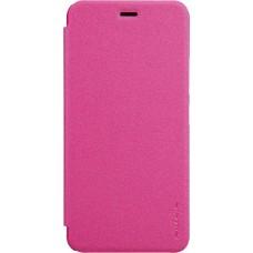 Чехол Nillkin Sparkle для Asus ZenFone 3 Max (розовый)