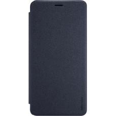 Чехол Nillkin Sparkle для Asus Zenfone 3 Ultra (черный)