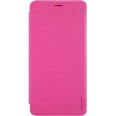 Чехол Nillkin Sparkle для Asus Zenfone 3 Ultra (розовый)
