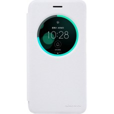Чехол Nillkin Sparkle для Asus Zenfone 3 ZE520KL (белый)