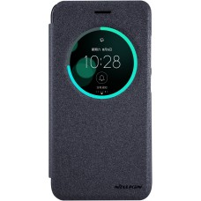Чехол Nillkin Sparkle для Asus Zenfone 3 ZE520KL (черный)