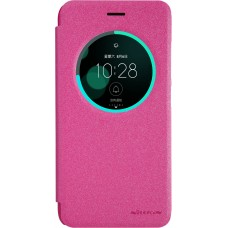 Чехол Nillkin Sparkle для Asus Zenfone 3 ZE552KL (розовый)