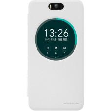 Чехол Nillkin Sparkle для Asus Zenfone Selfie (белый)