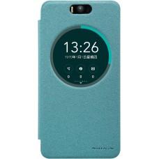Чехол Nillkin Sparkle для Asus Zenfone Selfie (голубой)