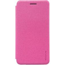 Чехол Nillkin Sparkle для Huawei Enjoy 5S (розовый)