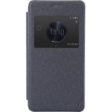 Чехол Nillkin Sparkle для Huawei Honor 6 Plus (черный)