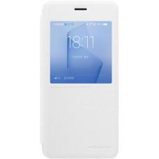 Чехол Nillkin Sparkle для Huawei Honor 8 (белый)