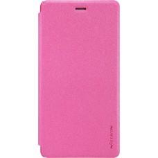 Чехол Nillkin Sparkle для Huawei P9 Lite (розовый)