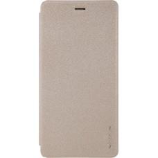 Чехол Nillkin Sparkle для Huawei P9 Lite (золотистый)