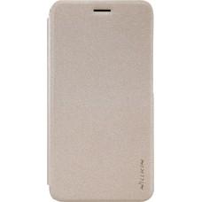 Чехол Nillkin Sparkle для Huawei Y6 Pro Enjoy 5 (золотистый)