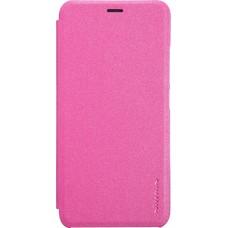 Чехол Nillkin Sparkle для Meizu M3 (розовый)