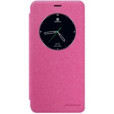 Чехол Nillkin Sparkle для Meizu MX6 (розовый)