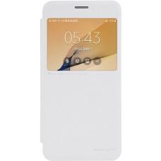 Чехол Nillkin Sparkle для Samsung Galaxy J7 Prime (белый)