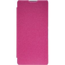 Чехол Nillkin Sparkle для Sony Xperia XA Ultra (розовый)