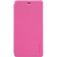 Чехол Nillkin Sparkle для Xiaomi Mi4S (розовый)