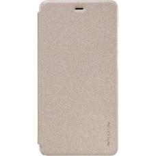 Чехол Nillkin Sparkle для Xiaomi Mi4S (золотистый)