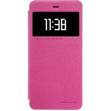 Чехол Nillkin Sparkle для Xiaomi Mi 5S (розовый)