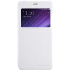 Чехол Nillkin Sparkle для Xiaomi Redmi 4 (белый)