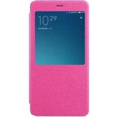 Чехол Nillkin Sparkle для Xiaomi Redmi Note 4 (розовый)