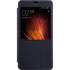 Чехол Nillkin Sparkle для Xiaomi Redmi Pro (черный)