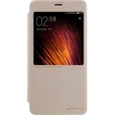 Чехол Nillkin Sparkle для Xiaomi Redmi Pro (золотистый)