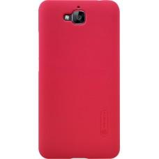Чехол Nillkin Super Frosted Shield для Huawei Enjoy 5 (красный)