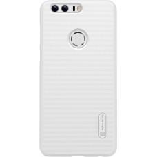 Чехол Nillkin Super Frosted Shield для Huawei Honor 8 (белый)