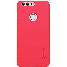 Чехол Nillkin Super Frosted Shield для Huawei Honor 8 (красный)
