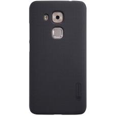 Чехол Nillkin Super Frosted Shield для Huawei Nova Plus (черный)