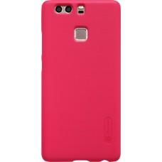 Чехол Nillkin Super Frosted Shield для Huawei P9 (красный)