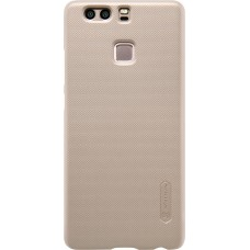 Чехол Nillkin Super Frosted Shield для Huawei P9 (золотистый)