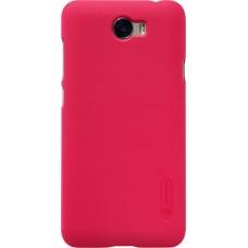 Чехол Nillkin Super Frosted Shield для Huawei Y5 II (красный)