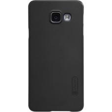 Чехол Nillkin Super Frosted Shield для Samsung Galaxy A3 2016 (черный)