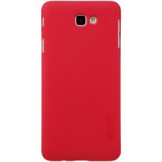 Чехол Nillkin Super Frosted Shield для Samsung Galaxy J5 Prime (красный)