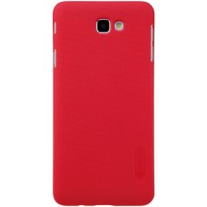 Чехол Nillkin Super Frosted Shield для Samsung Galaxy J7 Prime (красный)