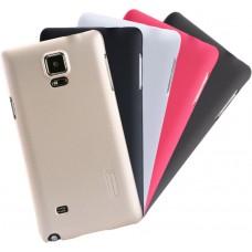 Чехол Nillkin Super Frosted Shield для Samsung Galaxy Note 4