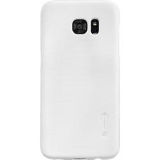 Чехол Nillkin Super Frosted Shield для Samsung Galaxy S7 Edge (белый)