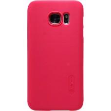 Чехол Nillkin Super Frosted Shield для Samsung Galaxy S7 (красный)
