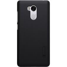 Чехол Nillkin Super Frosted Shield для Xiaomi Redmi 4 Pro (черный)