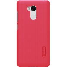 Чехол Nillkin Super Frosted Shield для Xiaomi Redmi 4 Pro (красный)