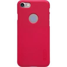 Чехол Nillkin Super Frosted Shield для iPhone 7/8 (красный)
