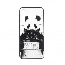 """Силиконовый чехол """"Florme Панда"""" для Samsung Galaxy A50 / A30s"""