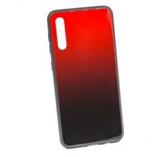 Чехол бампер Color Experts для Samsung Galaxy A50 красный