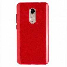 """Силиконовый чехол EXPERTS """"DIAMOND TPU CASE"""" для Xiaomi Redmi 5 ,красный"""