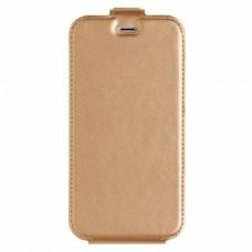 Чехол-книга Experts SLIM Flip case для Samsung Galaxy J5 J500 , золотой