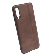 Чехол бампер Classic Experts для Samsung Galaxy A50 / A30s коричневый
